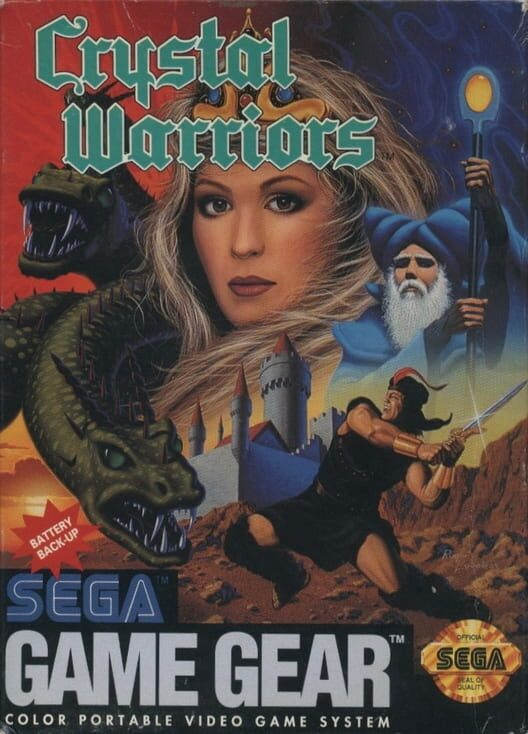 Crystal Warriors Display Picture