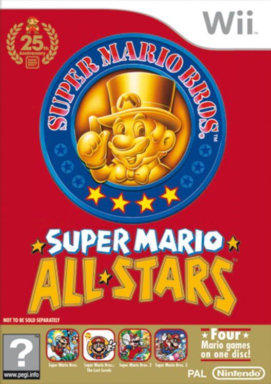 Super Mario All-Stars 25th Anniversary Edition image