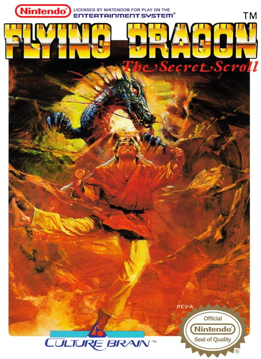 Flying Dragon: The Secret Scroll Display Picture