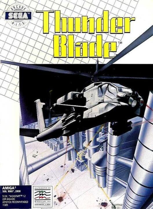Thunder Blade image