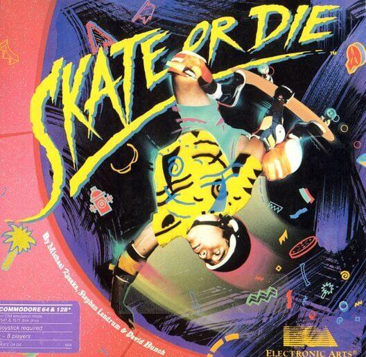 Skate or Die! image