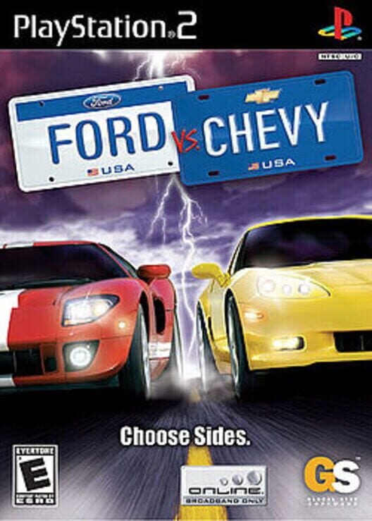 Ford vs. Chevy image