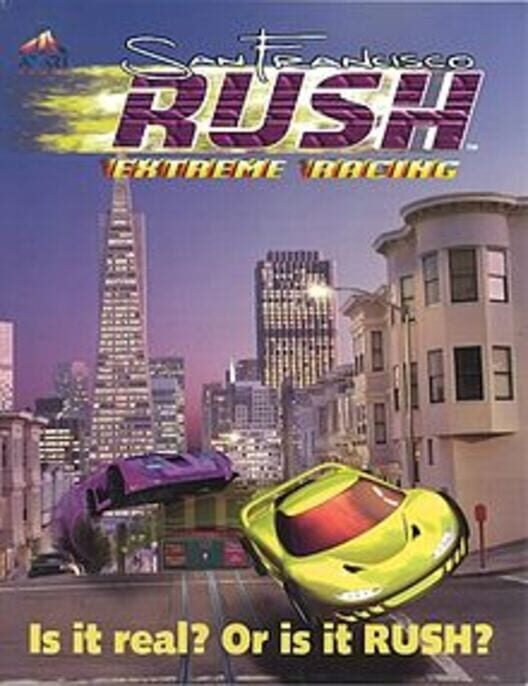 San Francisco Rush: Extreme Racing image