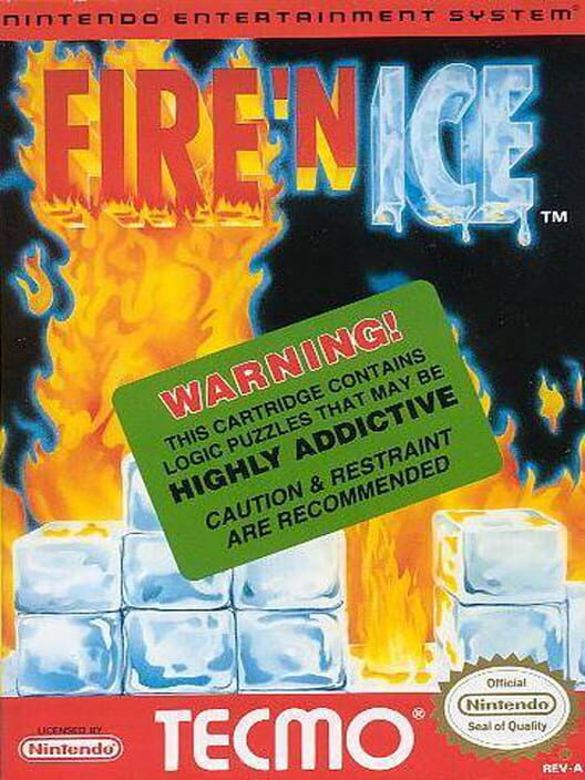 Fire 'n Ice Display Picture