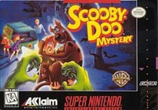 Scooby-Doo Mystery Display Picture