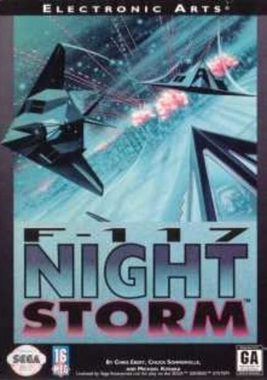F-117 Night Storm Display Picture