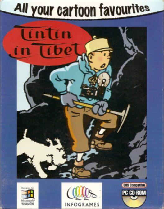 Tintin in Tibet Display Picture