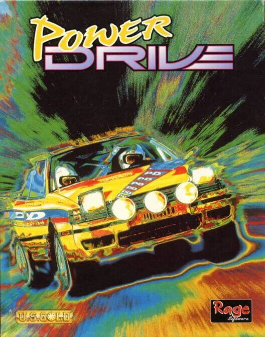 Power Drive Display Picture