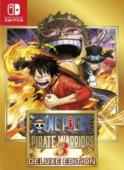 ONE PIECE Pirate Warriors 3 Deluxe Edition Display Picture