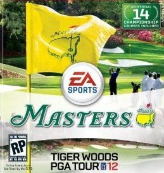 Tiger Woods PGA Tour 12 image