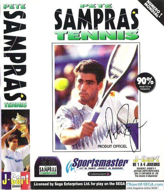 Pete Sampras Tennis image