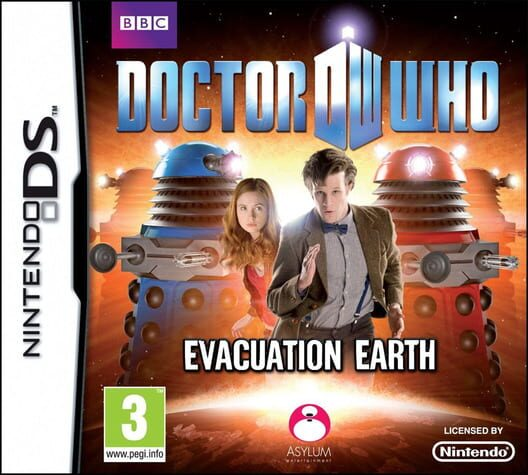 Doctor Who: Evacuation Earth Display Picture