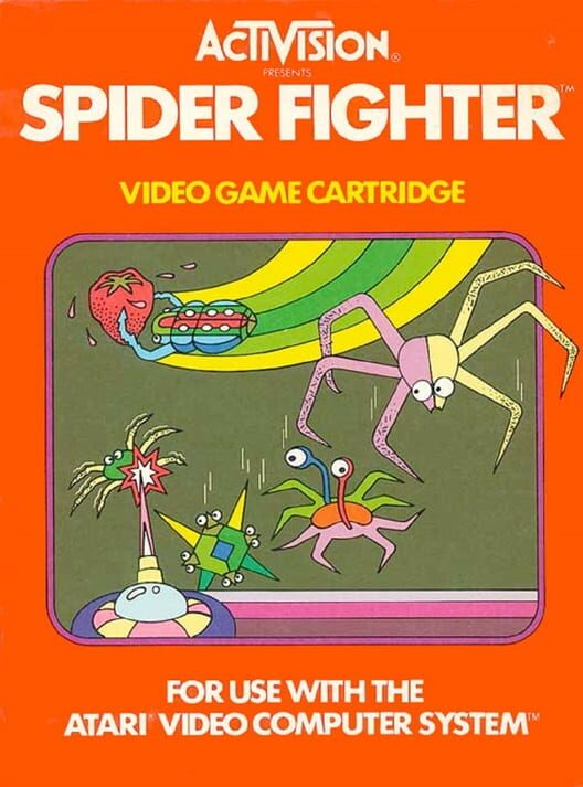 Spider Fighter Display Picture