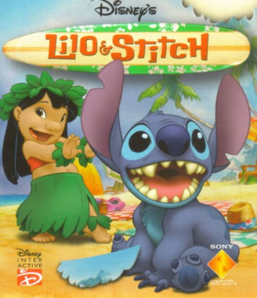 Disney's Lilo and Stitch: Trouble in Paradise image