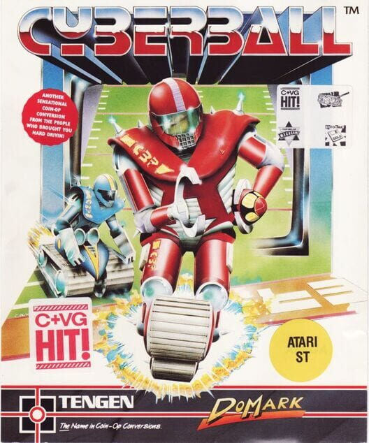 Cyberball image