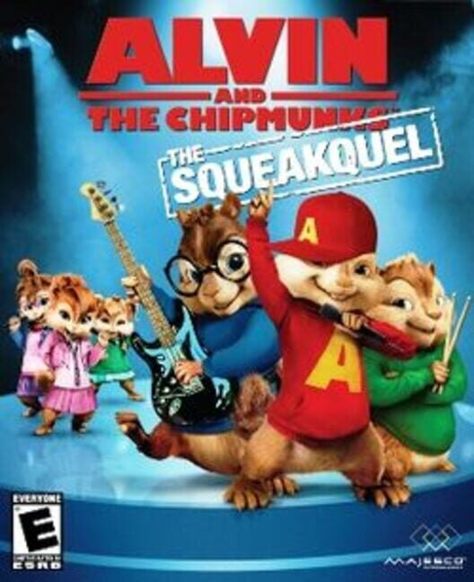 Alvin and the Chipmunks: The Squeakquel Display Picture