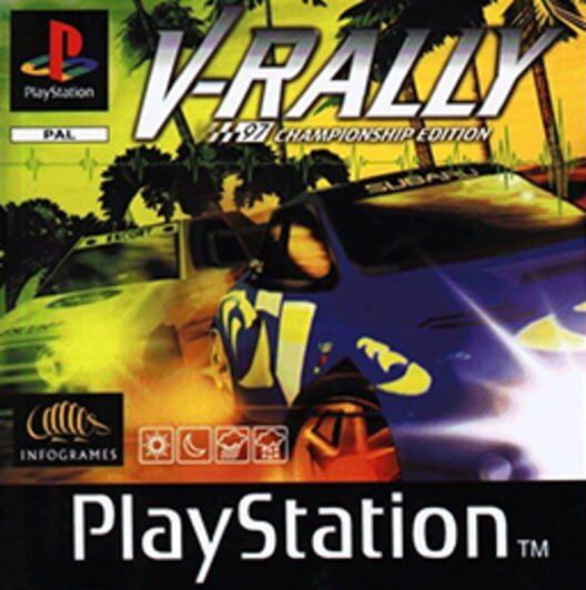 V-Rally: Championship Edition image
