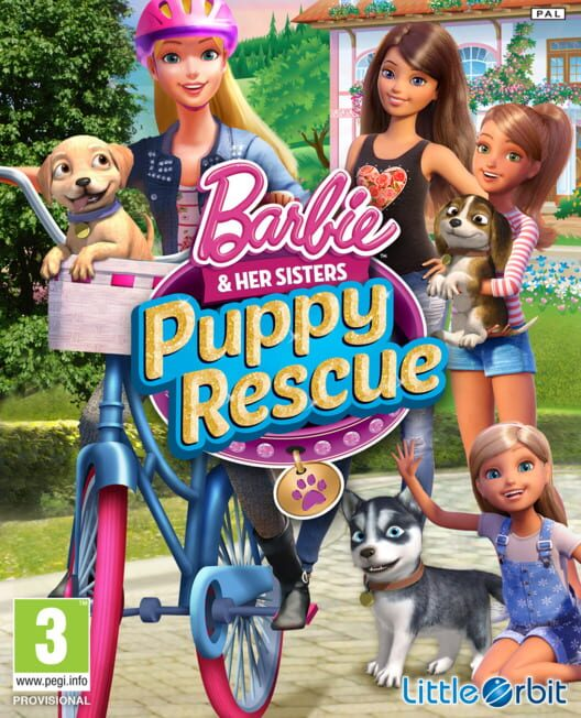 Barbie and Her Sisters: Puppy Rescue image