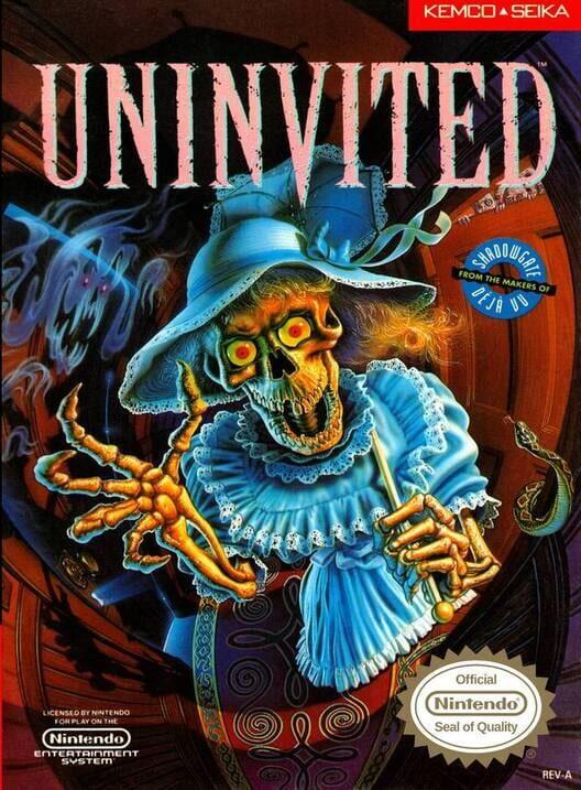 Uninvited image