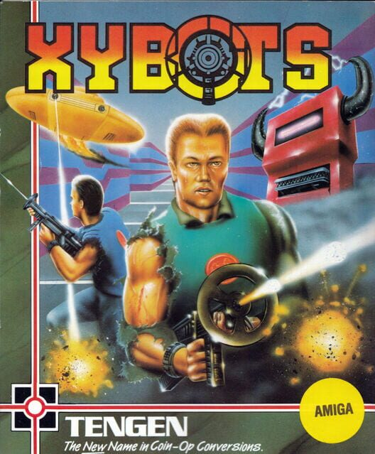 Xybots Display Picture