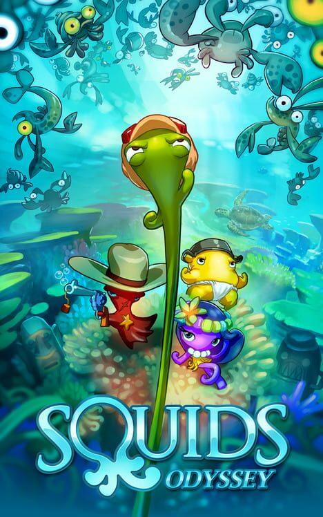 Squids Odyssey image
