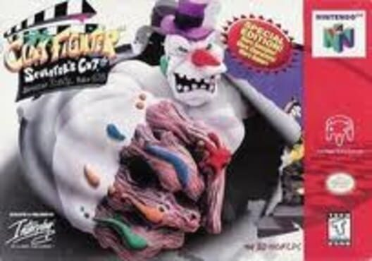 ClayFighter: Sculptor's Cut image