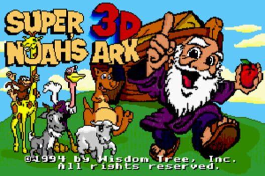 Super Noah's Ark 3D Display Picture