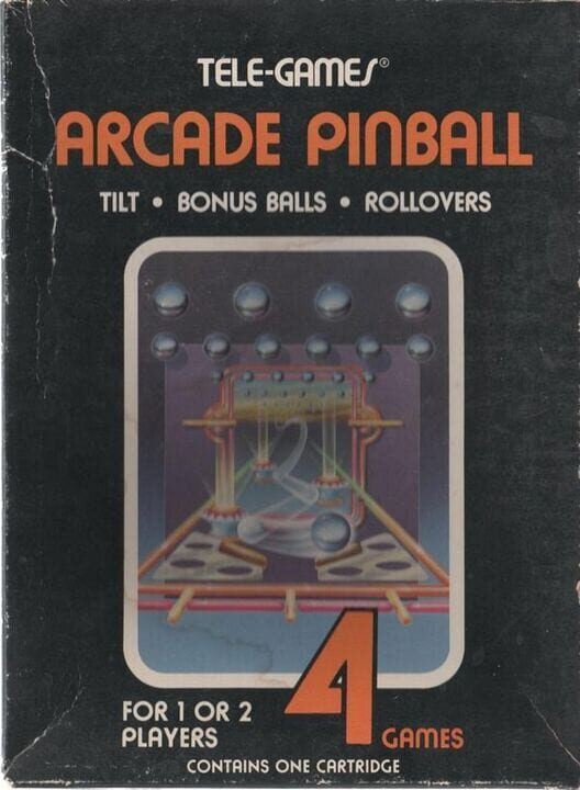 Arcade Pinball Display Picture