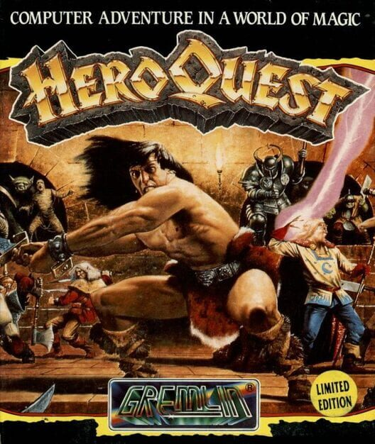 HeroQuest image