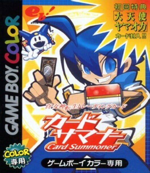 Shin Megami Tensei Trading Card: Card Summoner Display Picture