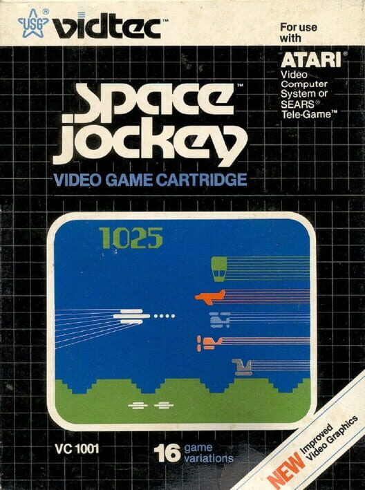Space Jockey Display Picture