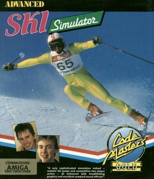 Advanced Ski Simulator image