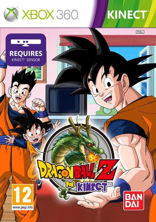 Dragon Ball Z for Kinect image