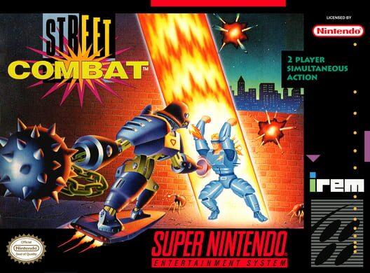 Street Combat Display Picture