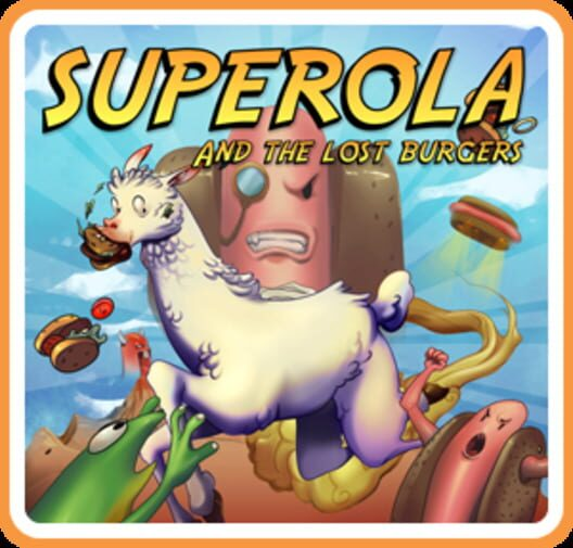 Superola and the Lost Burgers image