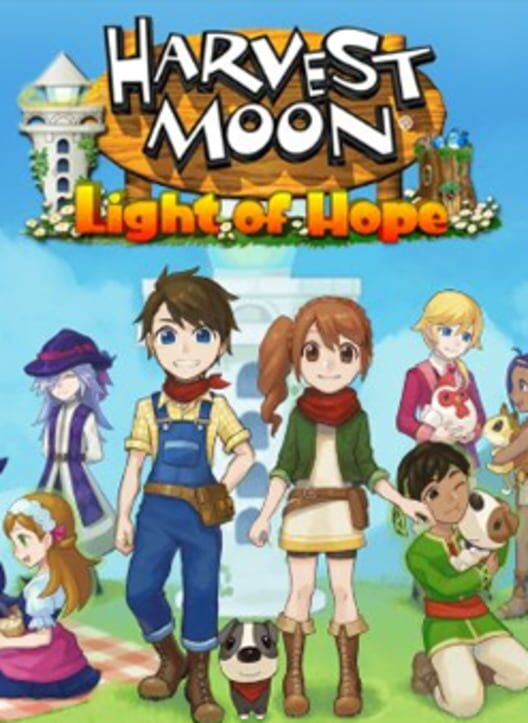 Harvest Moon: Light of Hope image