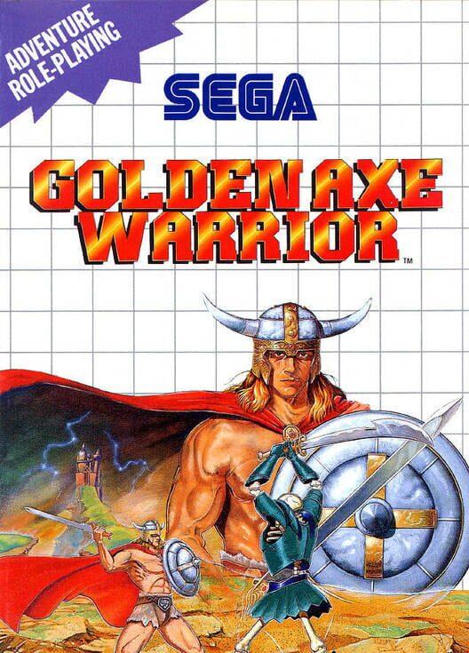 Golden Axe Warrior image