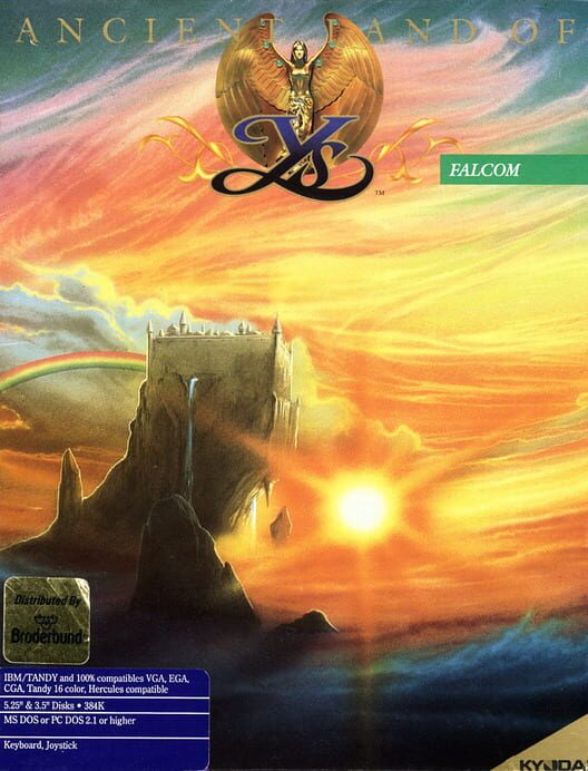 Ys: The Vanished Omens image