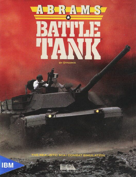 Abrams Battle Tank Display Picture