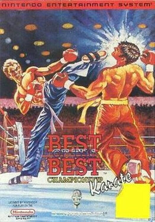 Best of the Best: Championship Karate image