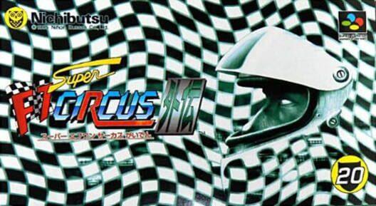Super F1 Circus Gaiden image