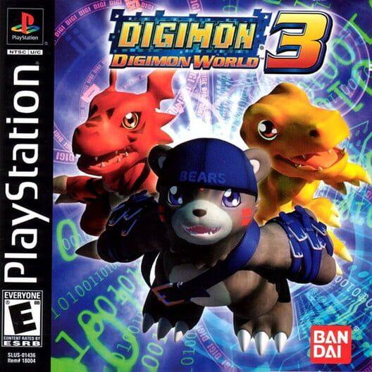Digimon World 3 image