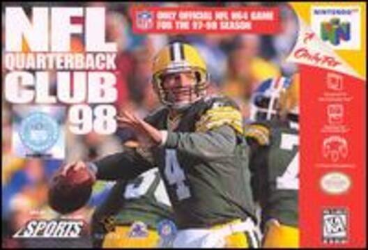 NFL Quarterback Club 98 image