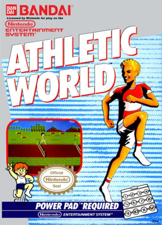 Athletic World Display Picture