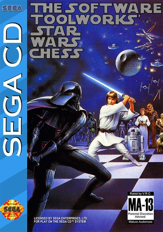Star Wars Chess image