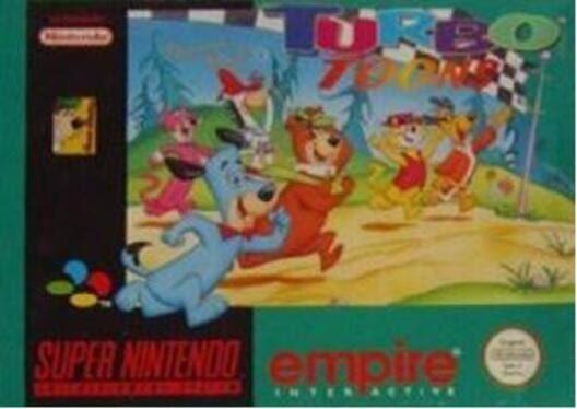 Hanna Barbera's Turbo Toons Display Picture