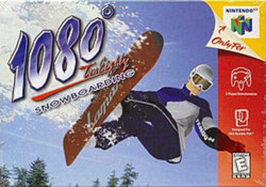 1080° Snowboarding image