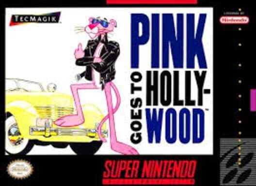 Pink Goes to Hollywood image