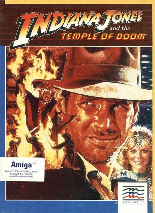 Indiana Jones and the Temple of Doom image