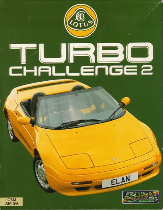Lotus Turbo Challenge 2 Display Picture